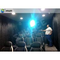 Cheap Electic Simulator System Mobile 5D Theater equipment With 2 Years Warranty for sale