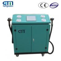 Cheap CNC Technology Refrigerant Charging Machine with PLC Colorful Touch Screen Control System for sale