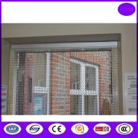 Quality Top Quality Chain Link Fly Screen Double Doorway made in China wholesale