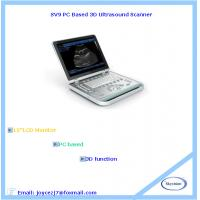 China Full-Digital Laptop Ultrasound Scanner With 3D Software on sale