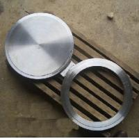 Quality EN Stainless Steel Spectacle Blind Flange For Mechanical Parts wholesale