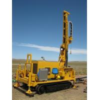 Quality Safe Durable Waterwell Drilling Rig With Full Hydraulic Rotaray Head wholesale