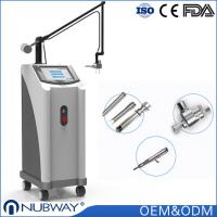 Quality NUBWAY promotion scar wrinkles removal skin resurfacing fractional co2 laser equipment wholesale