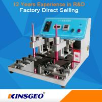 Quality Stainless Steel Rubber Testing Machine Washing Color Fastness Testing KJ-339A wholesale