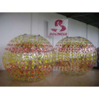 Quality 0.8mm PVC Inflatable Zorb Ball For Children Or Adult wholesale