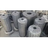 Quality gas self-recuperative burner parts with BTC brand Silicon infiltrated Silicon Carbide (SiSiC) wholesale