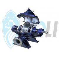 Quality Hydraulic Double Suction Centrifugal Pump With Axially Split Volute For Pure Water wholesale