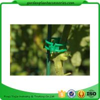 Quality Colorful Garden Plant Accessories Plastic Garden Plant Clips / Plant Support Clips 45*40*50 Colorful wholesale