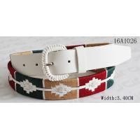 Quality Fashion Women ' S Belts For Dresses With Assorted Color Cords Around Belt By Handwork wholesale