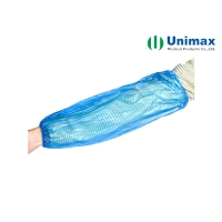 China Disposable CPE sleeve cover on sale