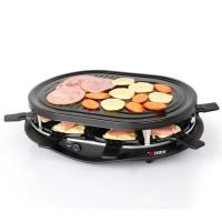 China Digital and touch control panel Barbecue glass small electric grill on sale