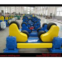 Quality Alignment Adjust Fit Up Pipe Welding Rotator , Welding Turning Roll for Tank or Cylinder wholesale