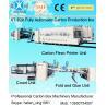 Buy cheap OEM Carton Making Machine Flexo Printer Slotter Die Cutter With Folder Gluer from wholesalers