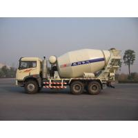 Quality Faw Group 6x4 12cbm Cement Mixer Mini Transport Truck With 350l Water Tank wholesale