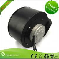 Quality Equipment Cooling Forward Curved Centrifugal Fan Single Inlet / Double Inlet wholesale