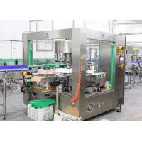 Quality Roll Fed Hot Melt Glue OPP BOPP Labeling Machine For Water Bottle Carbonated Drink Bottle wholesale