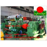 Quality Bearing bush rubber mixing mill machine / two roll mixing mill wholesale
