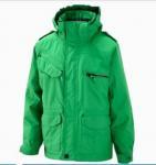 Quality Winter fashion windproof long down park coat wholesale