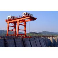 Quality world advanced and high quality Dam Crest Gantry Crane wholesale