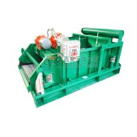 Quality 130m3/h Capacity Linear Motion Shale Shaker for Well Drilling Mud System wholesale
