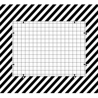 Distortion Grid Test Chart To measure disortion of digital cameras