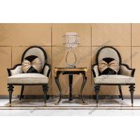 China Victorian Chair Decorative Chairs Gilt Furniture Coffe Shop Tables And Chairs TI-005A on sale