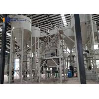 China Multi Function Dry Mix Concrete Plant Dry Anchorage Mortar Mixing Station on sale