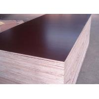 Buy cheap The factory price of Brown Film Faced Plywood Waterproof Plywood concret shuttering plywood prices product