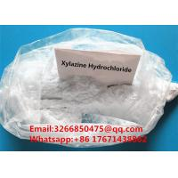 China 99.8% Purity Xylazine Hydrochloride Raw Steroid Powders for Veterinary Medicine on sale