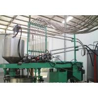 Quality Continuous Foaming Flexible Foam Production Line Horizontal For Mattress / Pillow wholesale