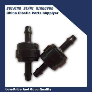 China PA66 Viton Inline Fuel Check Valve 3/16 Vacuum 1 - Way Stop Valves on sale