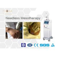 Quality No Surgery Needle Free Mesotherapy Equipment For Skin Dermis CE Certification wholesale