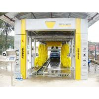 Quality Security Car Wash Tunnel Equipment , Automatic Car Wash System Iso9001 wholesale