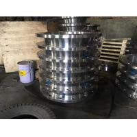 Quality 316TI Stainless Steel Pipe Flange ASME SA182 For Food Processing Industries wholesale