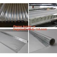 Quality Thermal Insulation reflective aluminium metalized pet film for package or agriculture,Metallized PET /PE coated Film PET wholesale