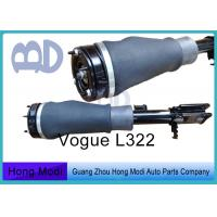 Quality Land Rover Vogue L322 Front Air Spring 2003 Range Rover Air Suspension wholesale