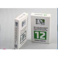 Quality Coated Paper Pharmaceutical Packaging Box Glossy Finish For Health Care Products wholesale