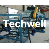 Quality Double Belt Continuous PU Sandwich Panel Production Line / Sandwich Panel Machine wholesale