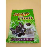 Quality Green Preserved Chinese Dried Plum Salty Popular Organic Snack Foods wholesale