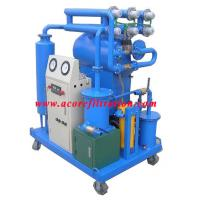 Quality Single Stage Vacuum Dielectric Insulating Oil Purifier Machine wholesale