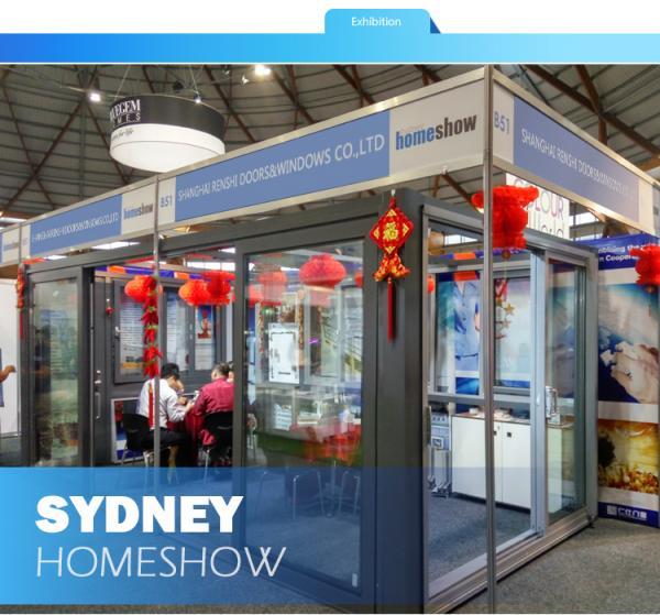 Aluminum slider window/Aluminium double glazed windows and doors comply with Australian standards & NZ standards
