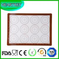 Quality wholesale silicone baking mat non-stick silicon baking mat that new product Silicone Baking Mats wholesale