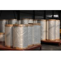 China Tansparent pp film cpp film for flexible packaging priting on sale
