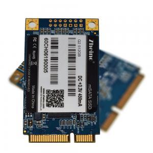 Quality Mini Pcie Custom Hard Drive 512GB SMI2246EN Q2 For PC , CE Listed wholesale