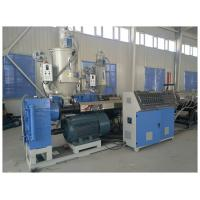 Quality PE Plastic Extrusion Line , PE Cool And Hot Water pipe Production Line wholesale