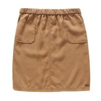 China Spring / Summer Ladies In Short Skirts European style , Ladies Summer Skirts Brown on sale