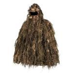 3D Leaf Gillie Pull Set Leafy Hunting Suit Sneaky Ghillie Pull Over Set Gloves