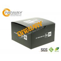 Quality Luxury Printed Packaging Boxes , Electronic Cigarette Gift Boxes with Elegant printing wholesale
