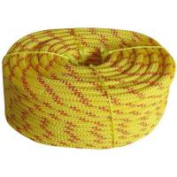 Quality 4mm-12mm Polyester diamond 16 braids rope wholesale