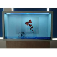 Quality Custom Transparent LCD Showcase For Smart Phone / Digital Camera Advertising wholesale